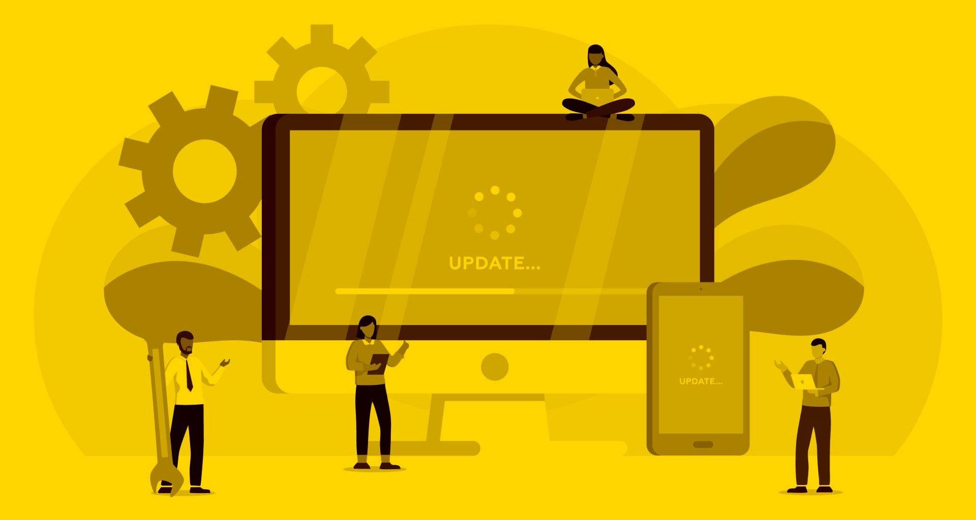 Salia Maklersoftware in der maja.cloud Update