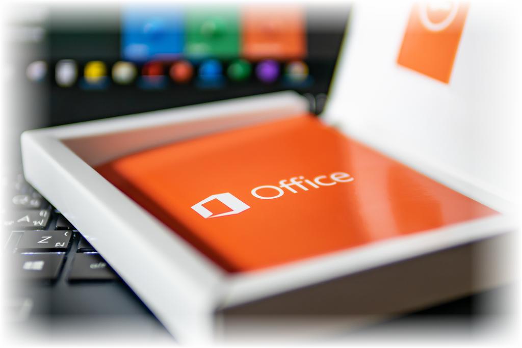 Der Office Arbeitsplatz der Zukunft